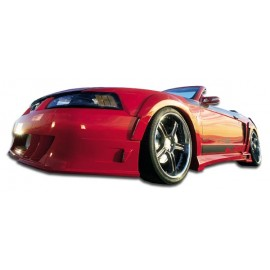 1999-2004 Ford Mustang Couture Polyurethane Urethane Demon Front Fender Flares