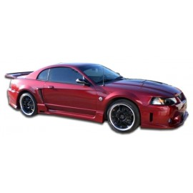 1999-2004 Ford Mustang Couture Polyurethane Urethane Special Edition Side Skirts Rocker Panels